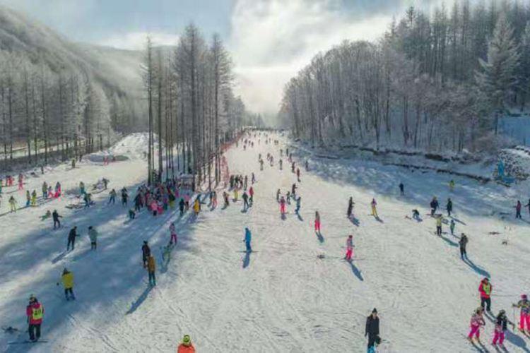 Shennongjia Zhonghe International Ski Field1