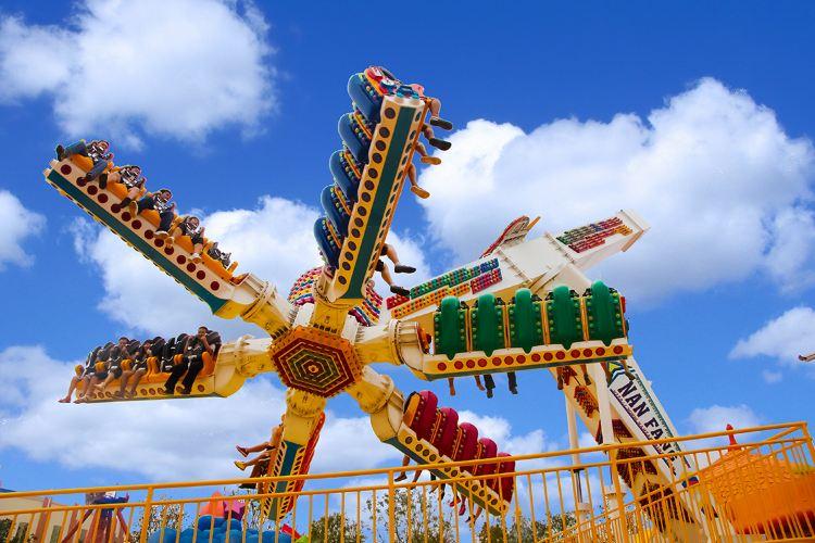 Fantawild Adventure Amusement Park, Zhuzhou