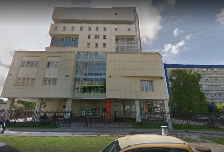 Russian National Public Library for Science and Technology