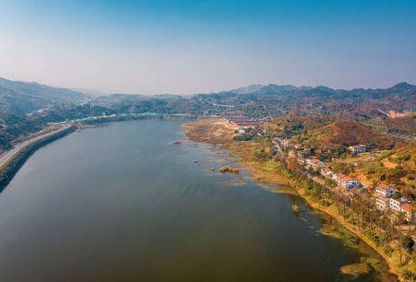 Wudang Taiji Lake