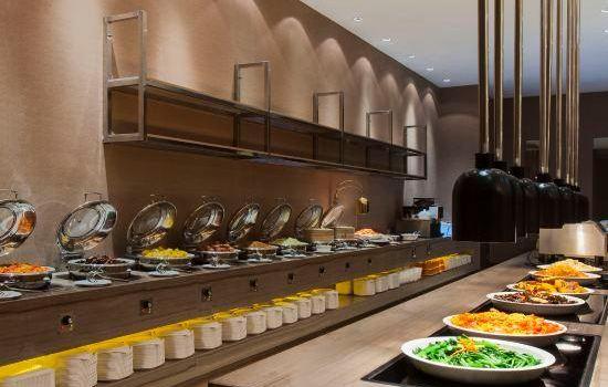 長白山假日酒店·吉咖啡餐廳2
