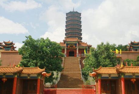 Hainan Golden Temple Chengmai