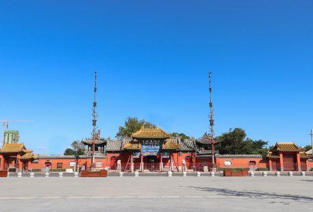 Anguo Yaowang Temple
