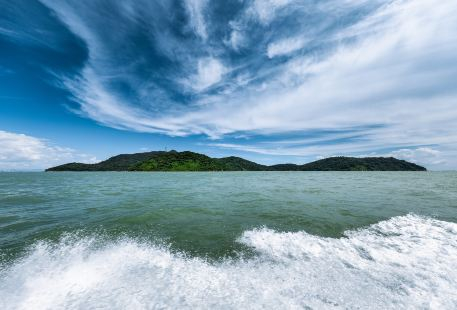Neilingding Island