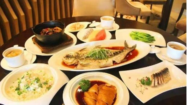綠城千島湖喜來登度假酒店采悅軒中餐廳1