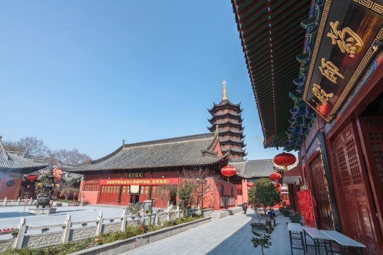 Ciyun Temple1