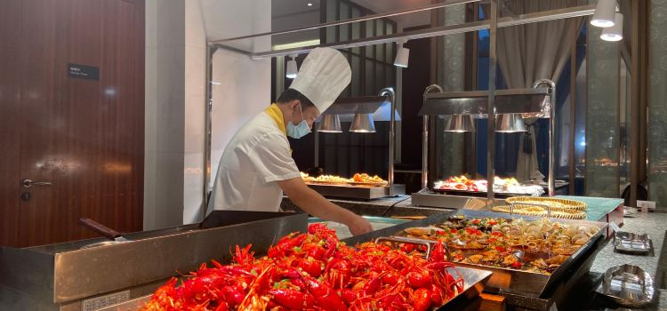 溫嶺國際大酒店·尚食自助餐廳3