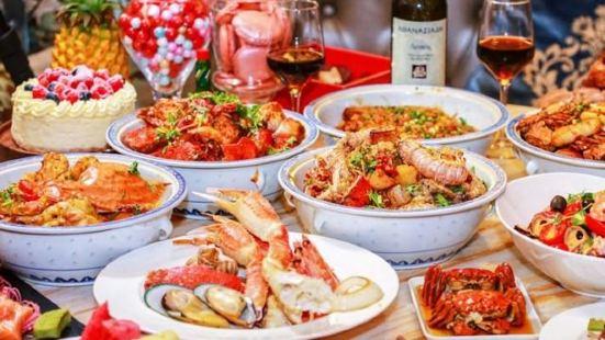上海萬達瑞華酒店·美食滙Cafe Reign