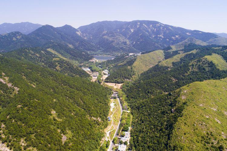 雙峰山國家森林公園1