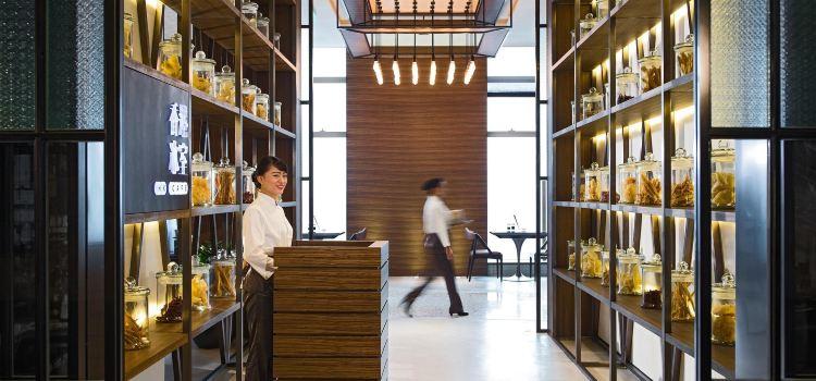 重慶萬豪酒店·香港冰室2