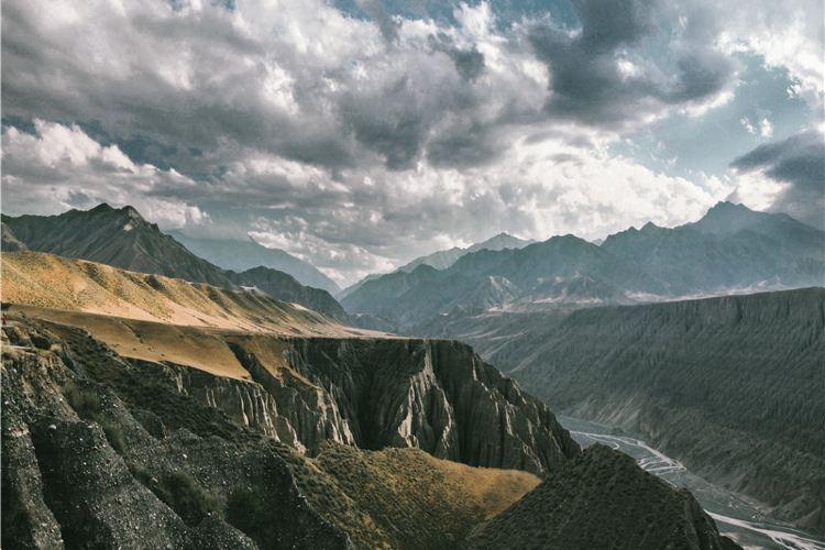 獨山子大峽谷2
