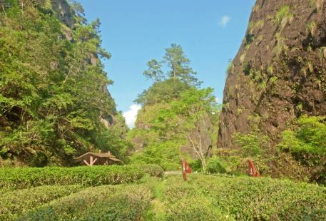 Jiulongke Canyon