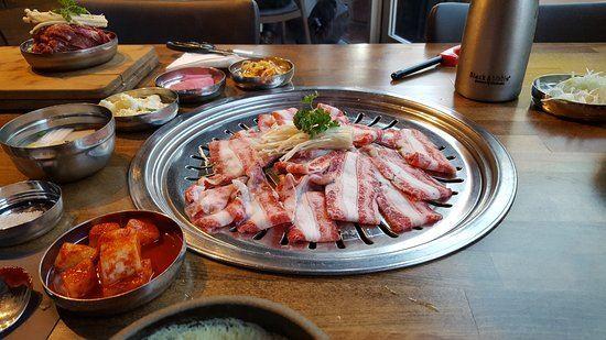 Sizzle Korean Barbeque