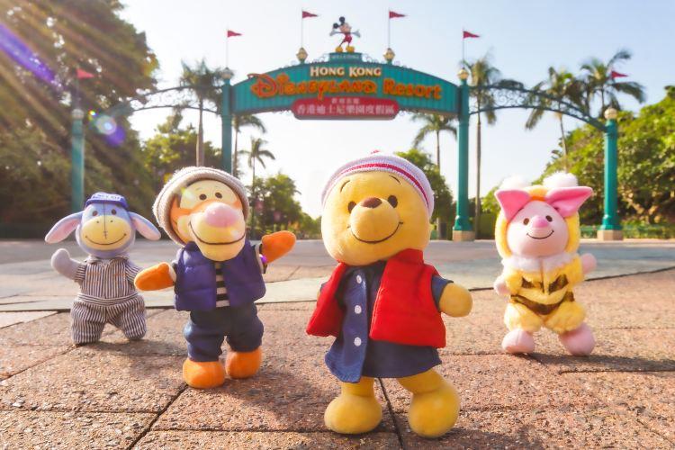Hong Kong Disneyland3