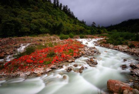 中國紅石公園