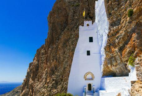 Monastery of Panagia Hozoviotissa (Grace of Panagia -Virgin Mary)
