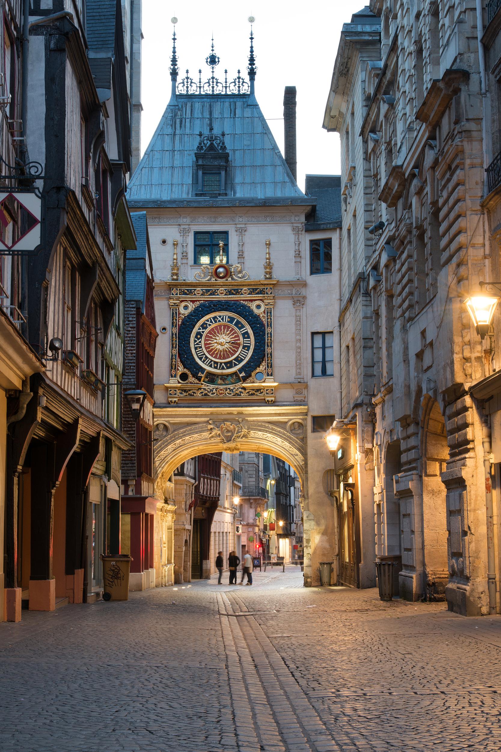 Le Vieux Rouen