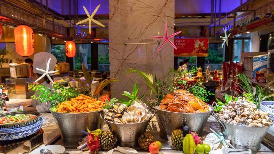 漳州萬達嘉華酒店美食匯全日餐廳