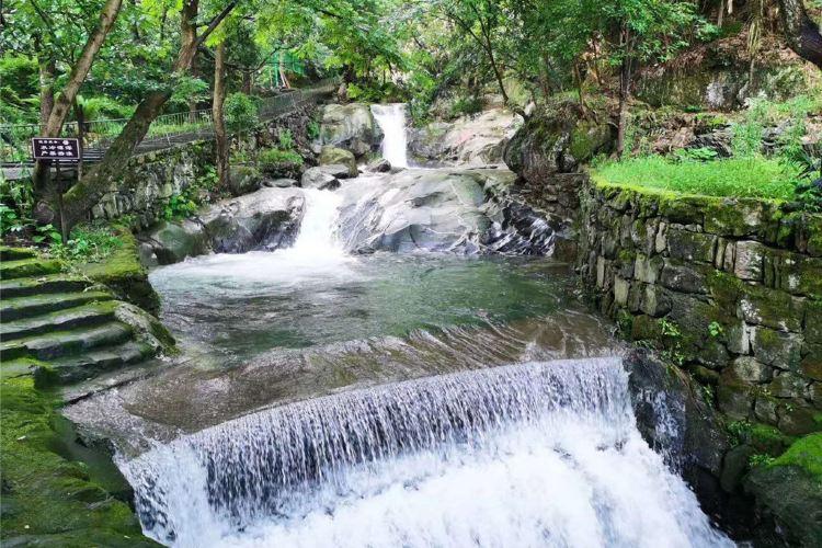 Zhouluo Longtan Scenic Area1