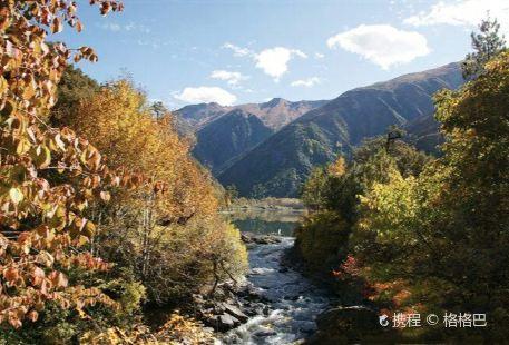 Qingdagou Forest Park