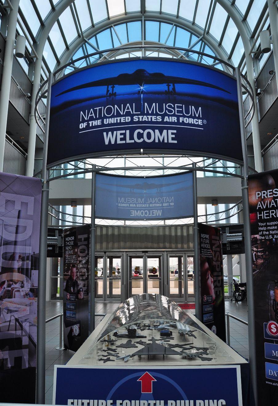 美國國家空軍博物館