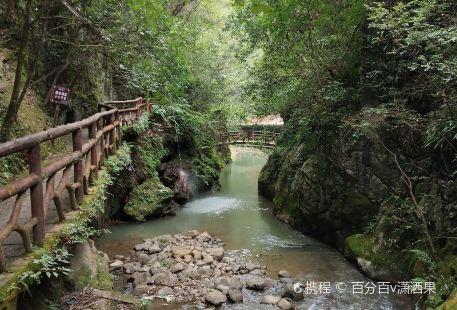 Xianrenqiaoda Canyon