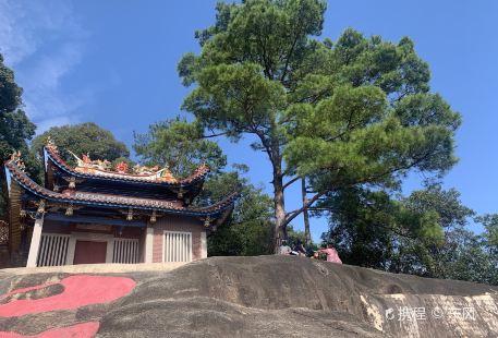 Hezhangyan Scenic Area
