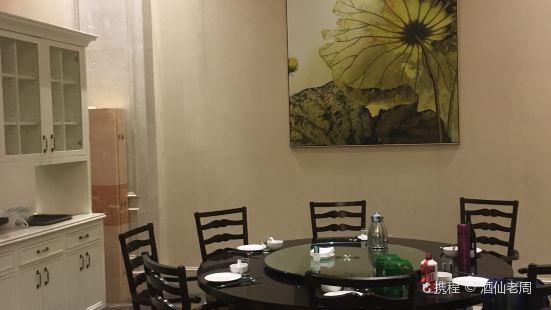 綠城東沙度假酒店東海閣餐廳