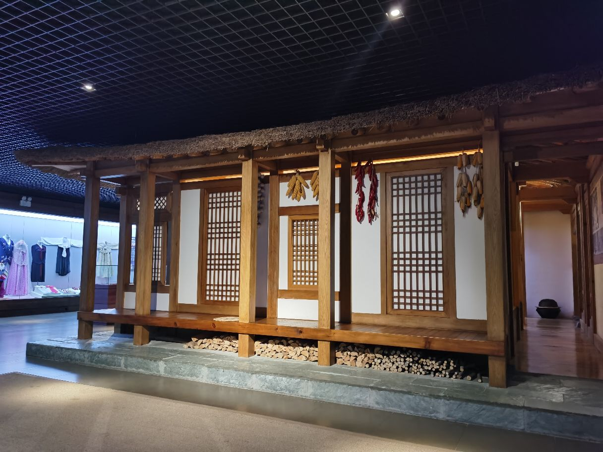 China Korean Intangible Cultural Heritage Exhibition Hall