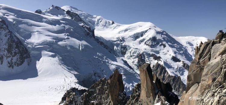 Aiguille du Midi - Le 3842