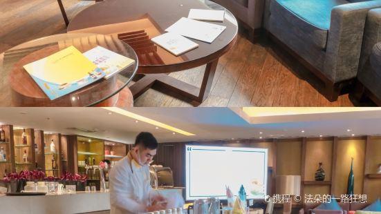廣州中心皇冠假日酒店·匯點大堂吧