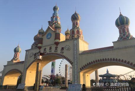 Huaibeizhongtai Children Amusement Park