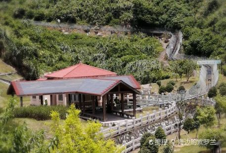 The Shuanglongtan Nature and Fitness Resort
