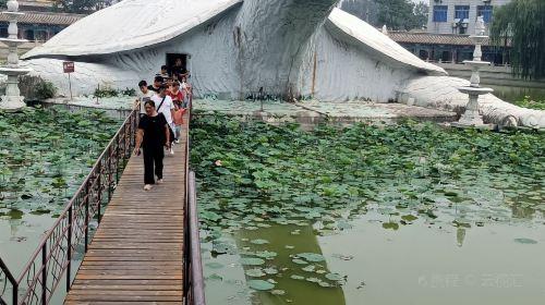 Oriental Giant Turtle Garden