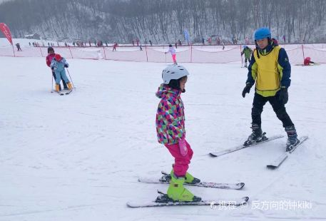 Wujia Mountain Ski Field