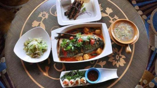 千島湖希爾頓酒店泛亞餐廳