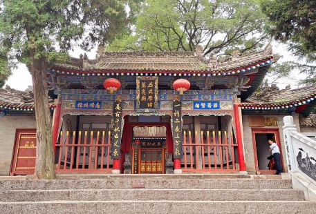 Wuzhangyuan Zhuge Liang Temple