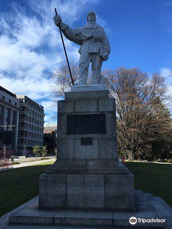 Robert Falcon Scott Memorials