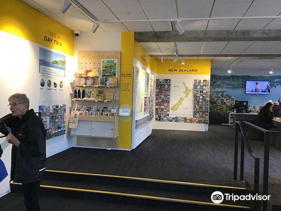 Wellington i-SITE Visitor Information Centre2