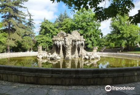 Fountain Dedy-Gnomy-Skazka