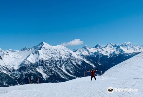 Lenzerheide Ski Resort