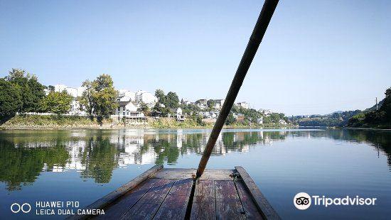 漁梁壩和漁梁古鎮1