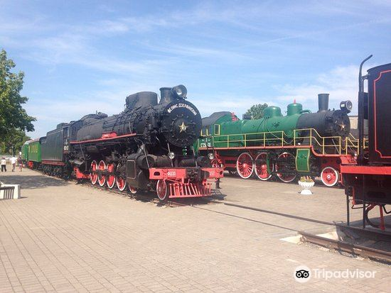 Brest Railway Museum2