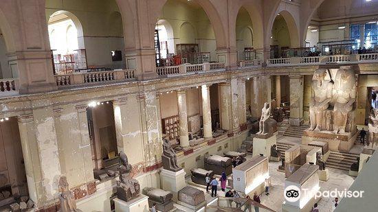 大エジプト博物館2