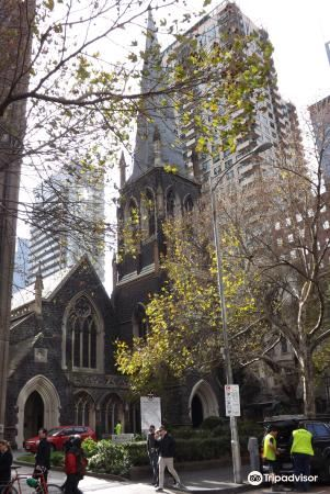 Wesley Church Melbourne2
