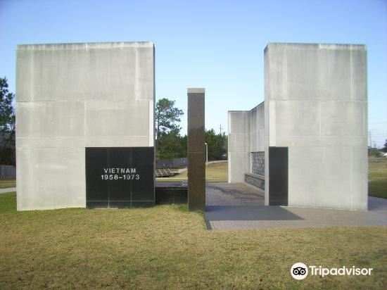 Mississippi Vietnam Veterans Memorial1