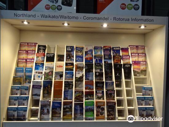 Auckland i-SITE Visitor Information Centre - SKYCITY2