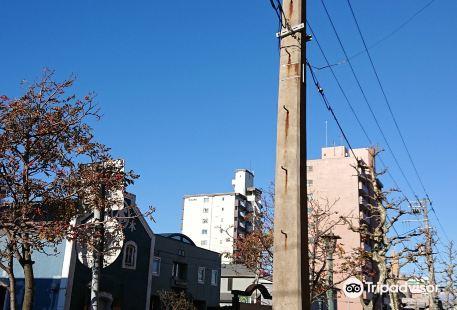 Oldest Telegraph Pole