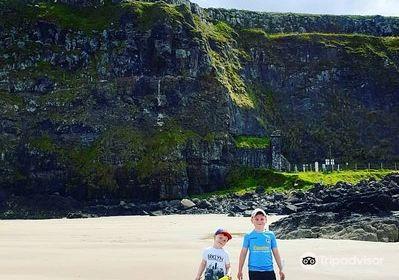 Downhill Beach