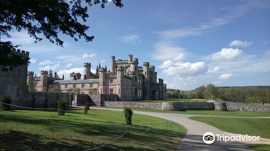 Lowther Castle and Gardens2
